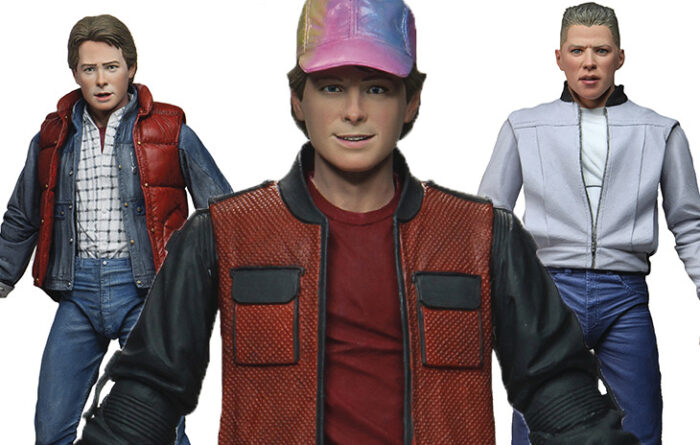 Back To The Future Action Figuren | ©2020 NECAOnline.com | © 2020 Diamond Comic Distributors