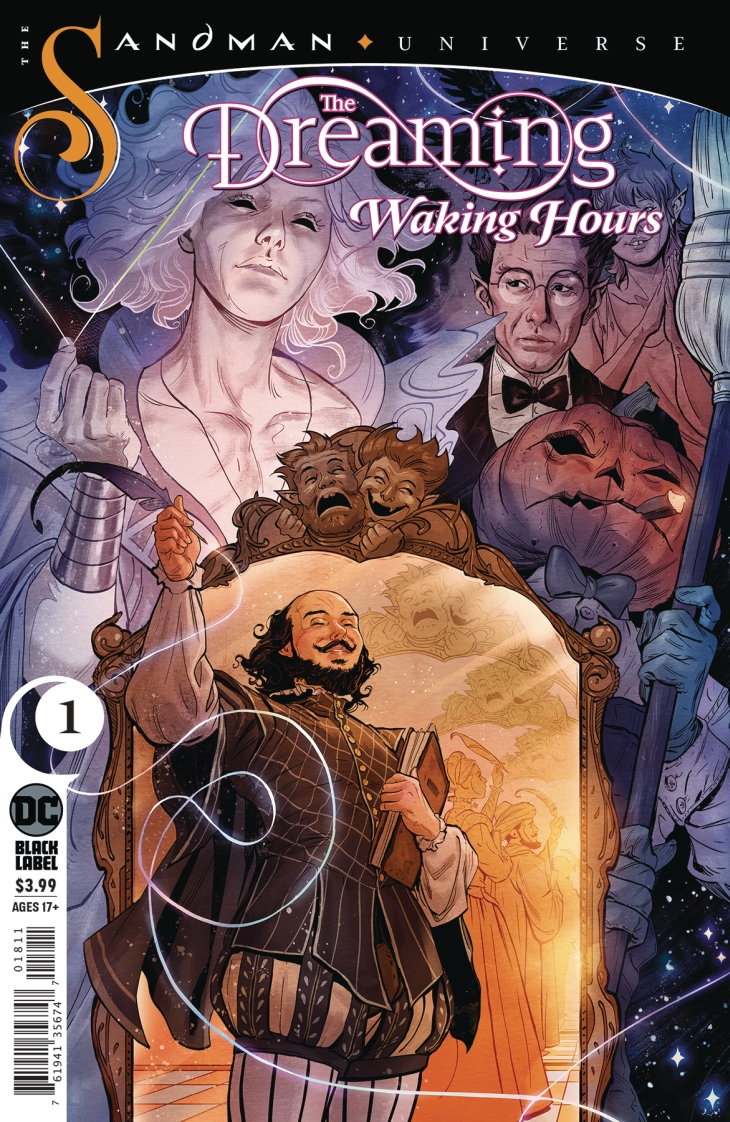 The Dreaming Waking Hours #1 | ©2020 DC Comics
