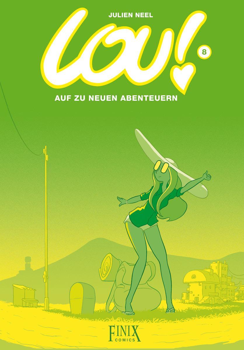 Lou! #8 (Finix Comics)